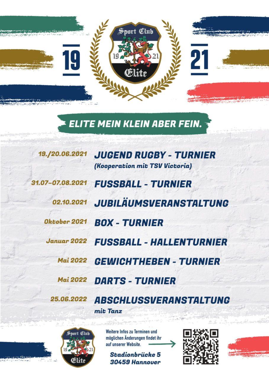 SC Elite Hannover Flyer