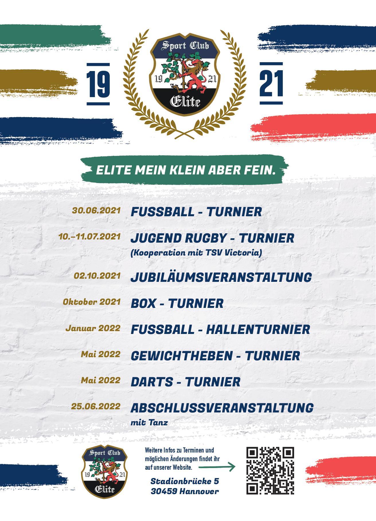 SC Elite Hannover 2021